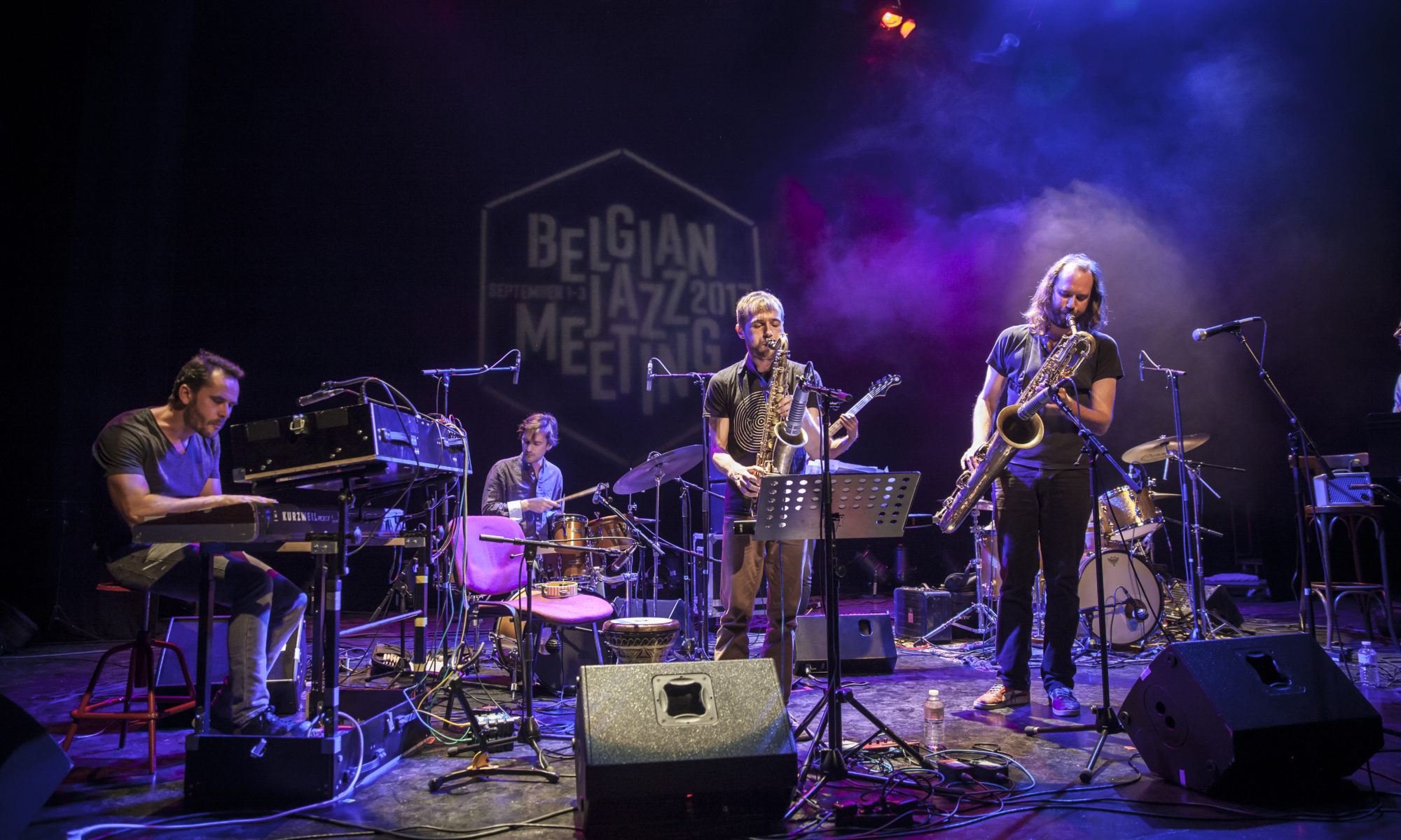 Belgian Jazz Meeting 2019